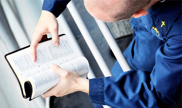 Benefits of Reading Through the Bible