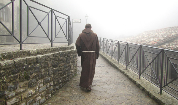 Lessons From Monastic Life For Quarantine